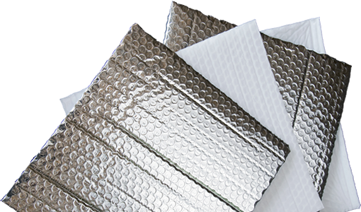 Reflective Insulation Samples
